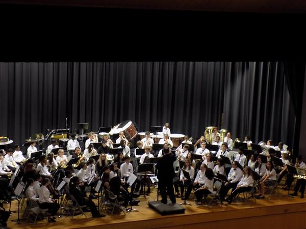 MS All-County Band Concert