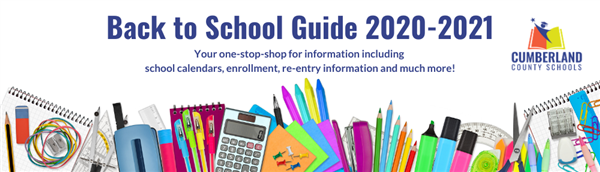 2020-2021 Online Back-to-School Guide