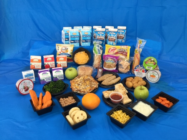 Five-Day Meal Bundles for Students
