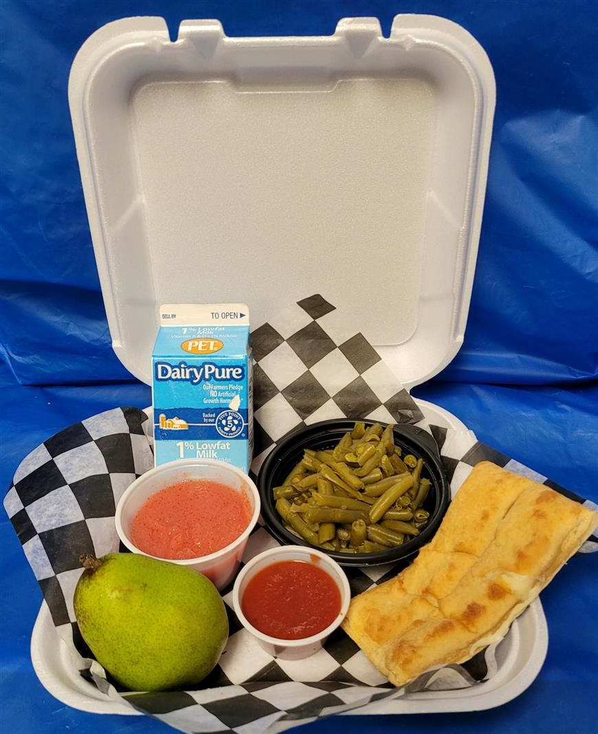 CCS Child Nutrition Provides 5-Day Meal Bundles