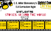 Join us for our ELA Curriculum Night!