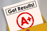 Get Results A on Report Card