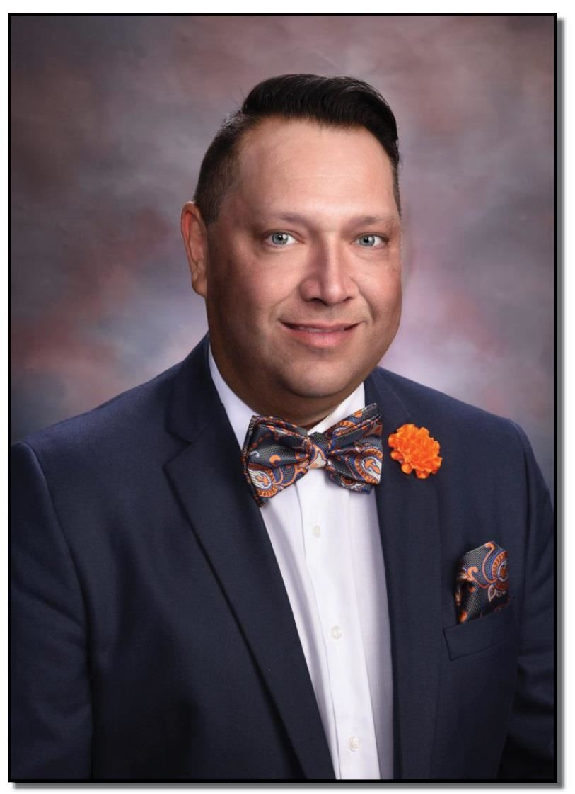 Mr. Brian Freeman, Assistant Principal