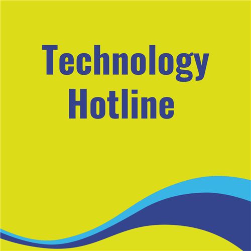Technology Hotline