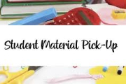 ECES 3rd Nine Weeks Material Pick Up