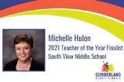 Michelle Hulon, CCS Teacher of the Year Finalist