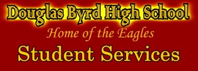 Douglas Byrd High School Student Services logo