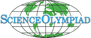 Science Olympiad Logo on a Globe